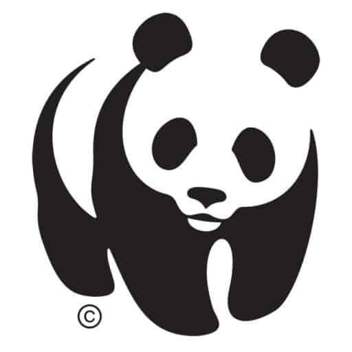 logo-wwf-panda-auf-weißen-hintergrund