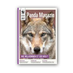 Pandamagazin Wolf