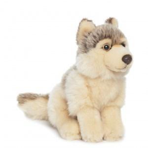 Plüschtier Wolf