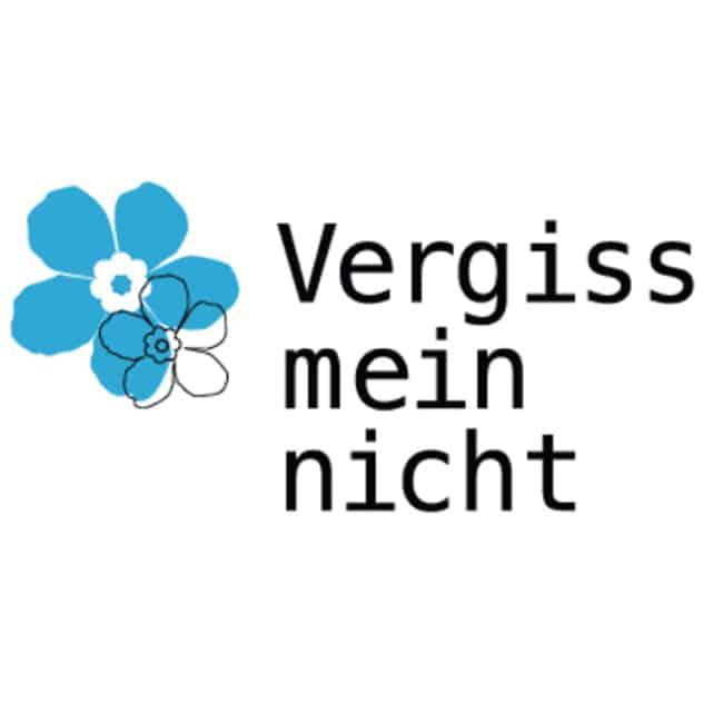 Logo Vergissmeinnicht