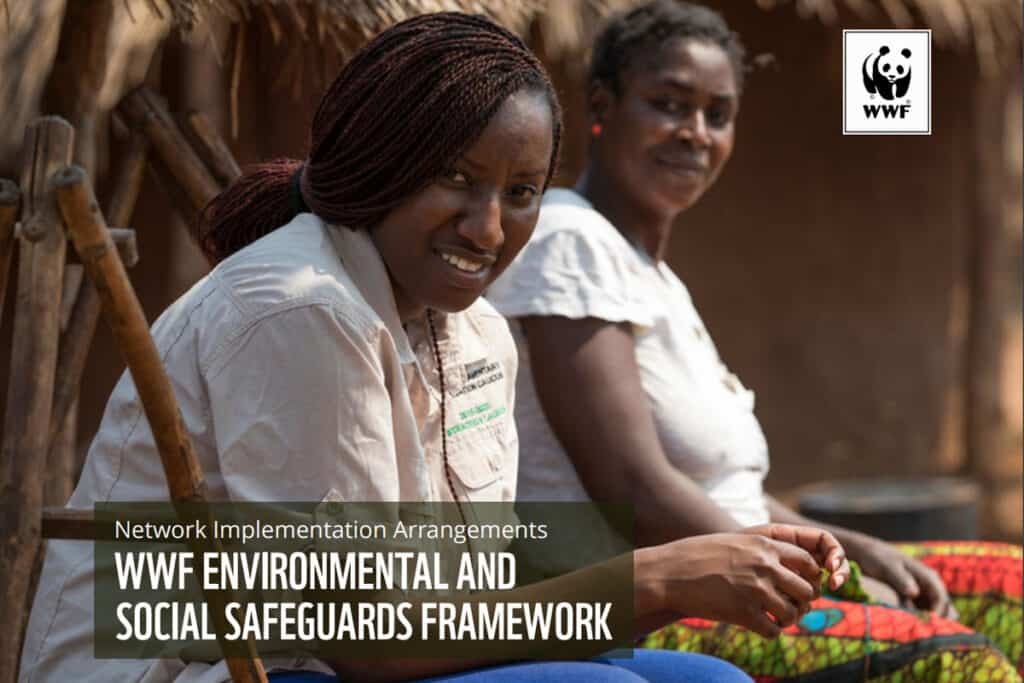 WWF environmental and social safeguards framework © James Suter / Black Bean Productions / WWF-US