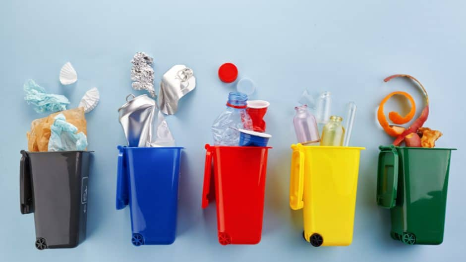 Achtsamkeit bei Verpackungen und Mülltrennung machen Sinn