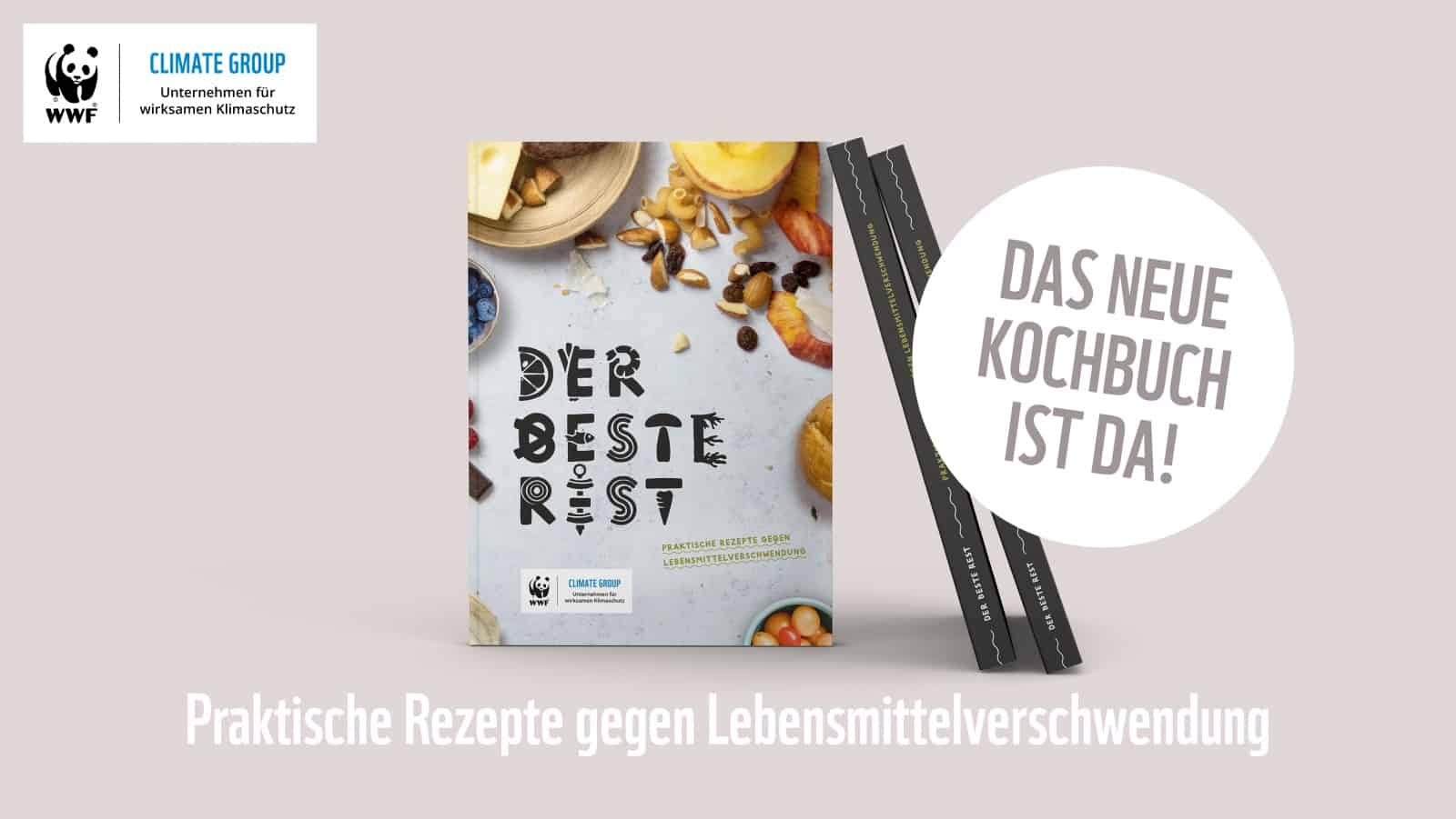 Der Beste Rest - Das Kochbuch © Helene Angerer / WWF