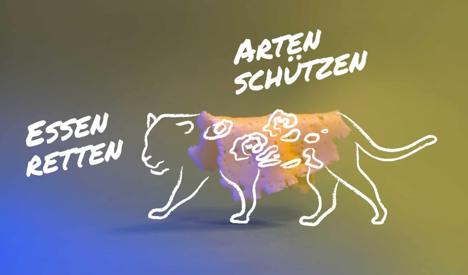 Essen retten, Arten schützen © WWF Österreich