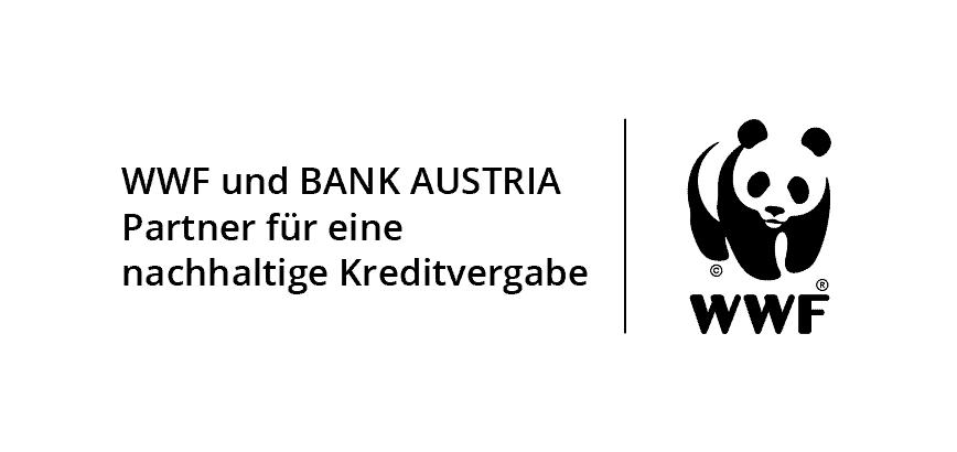 Kooperation WWF Bank Austria