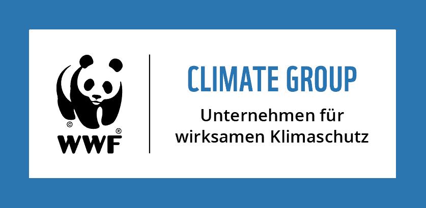 Logo der WWF Climate Group