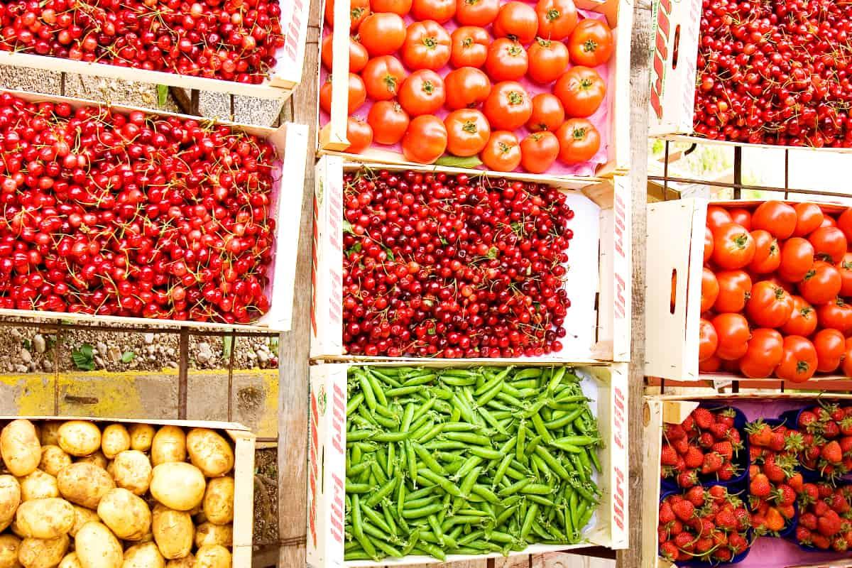 Ernährung, Obst