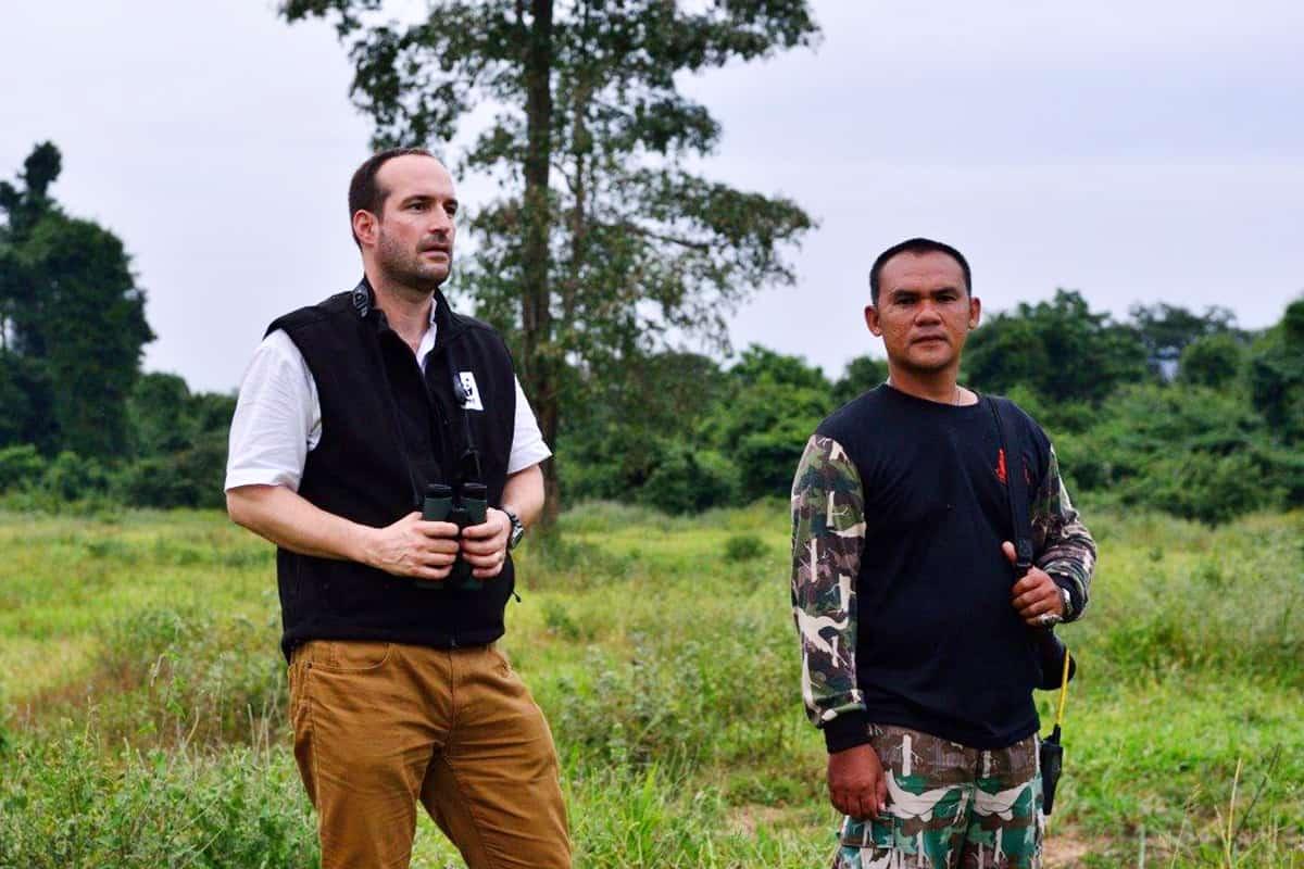 WWF-Experte Georg Scattolin warnt vor den Folgen der Entwaldung