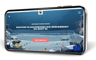 """Aschermittwoch: WWF empfiehlt Bio-Fisch mit kleinstem Klima-""""Flossenabdruck"""""""