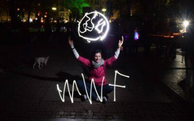 WWF und Generation Earth setzten weltweit Zeichen für Klimaschutz – BILDER