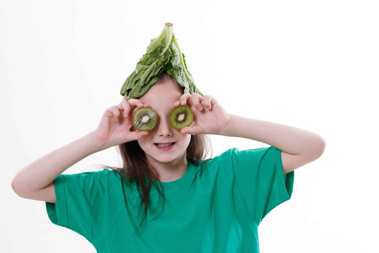 """Salatkopf oder Kopfsalat? Wer """"grün"""" isst, hat den Durchblick!"""