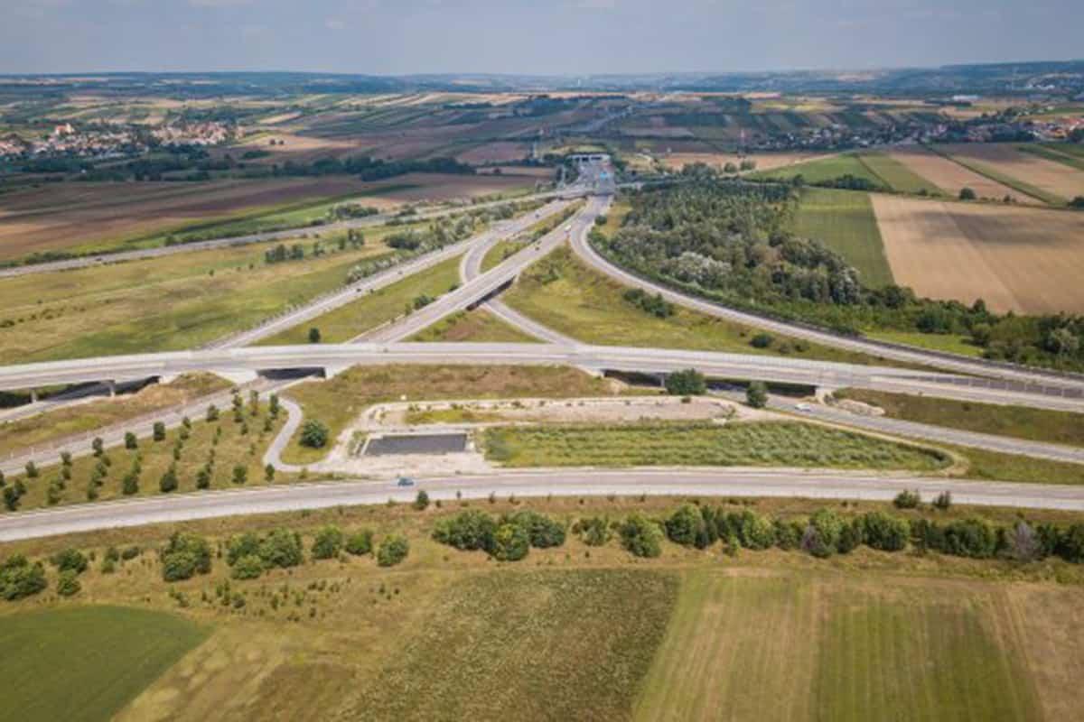 Autobahnknoten