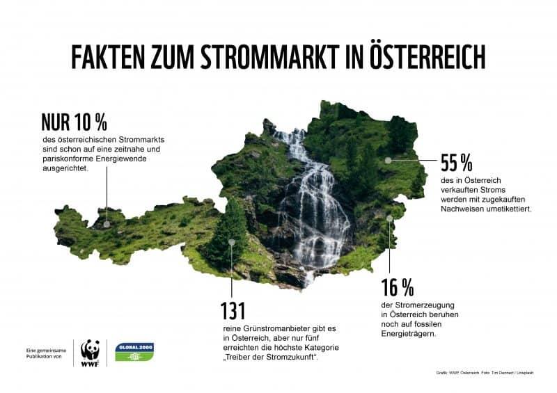 Fakten zum Österreichischen Strommarkt
