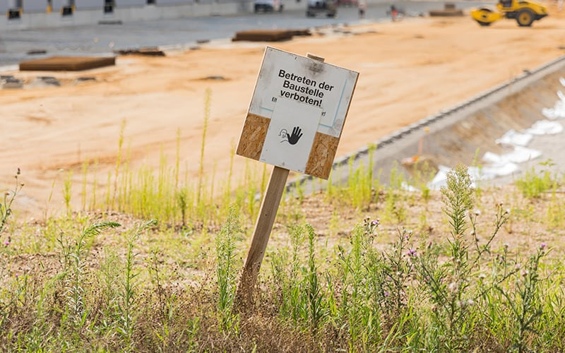 Petition Natur statt Beton