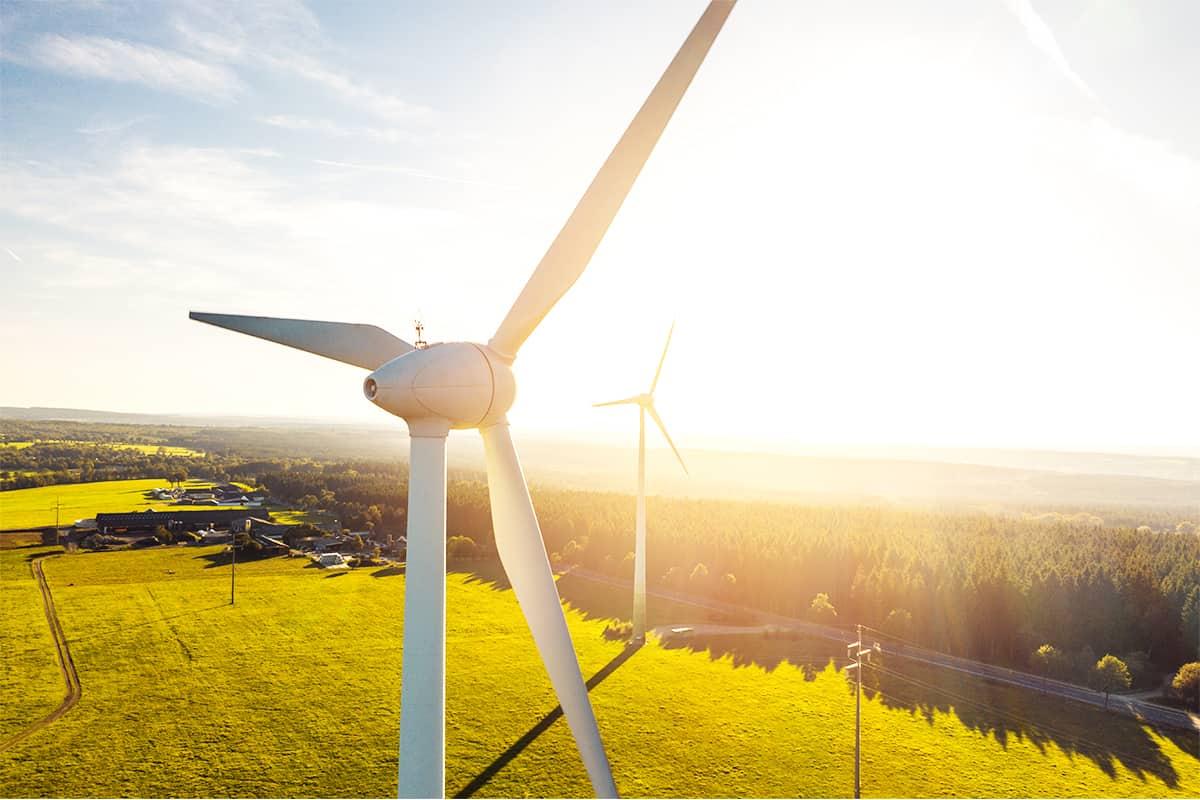Allianz - Windräder