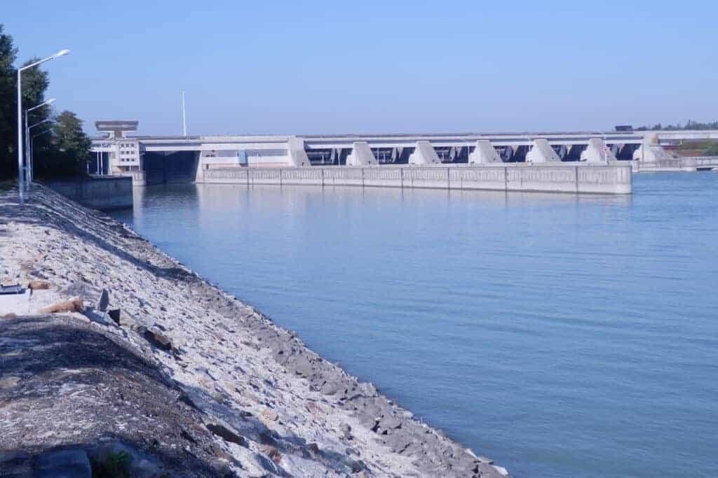 Donaukraftwerk Greifenstein
