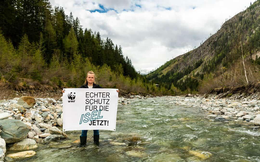 WWF: Geplantes Kalserbach-Kraftwerk fällt beim Landes-Gutachten durch