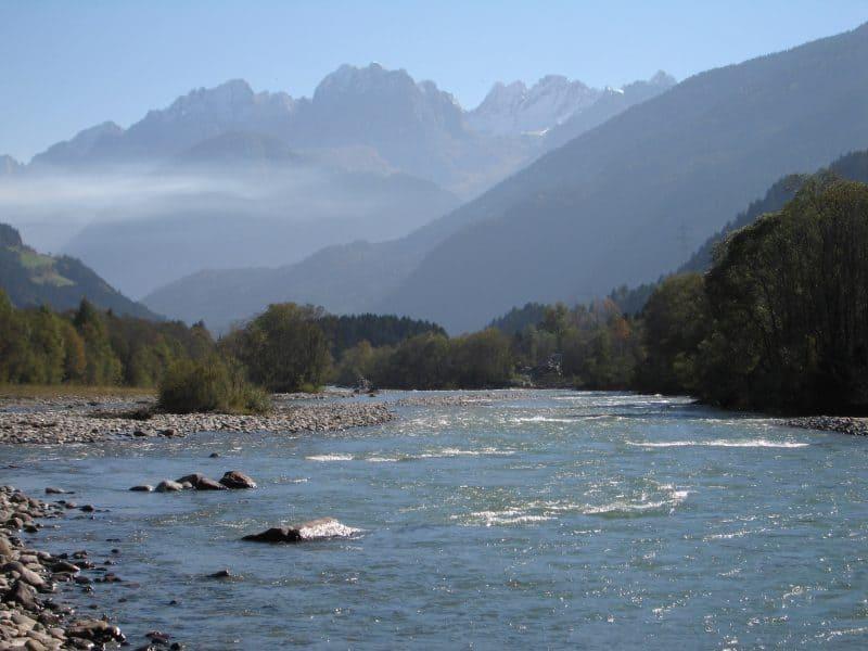 Natürlicher Fluss © W.Retter