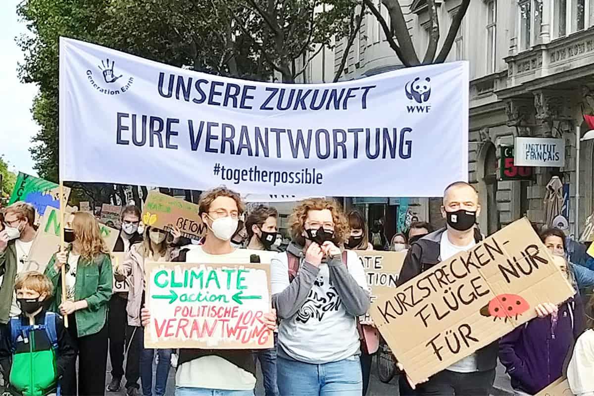 Unsere Zukunft - eure Verantwortung @ Tamara Greiner / WWF