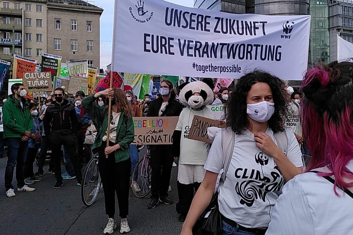 WWF-Klimasprecherin Lisa Plattner im Interview