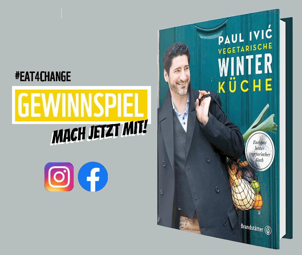 Gewinnspiel Buch Wintergemüse Paul Ivić